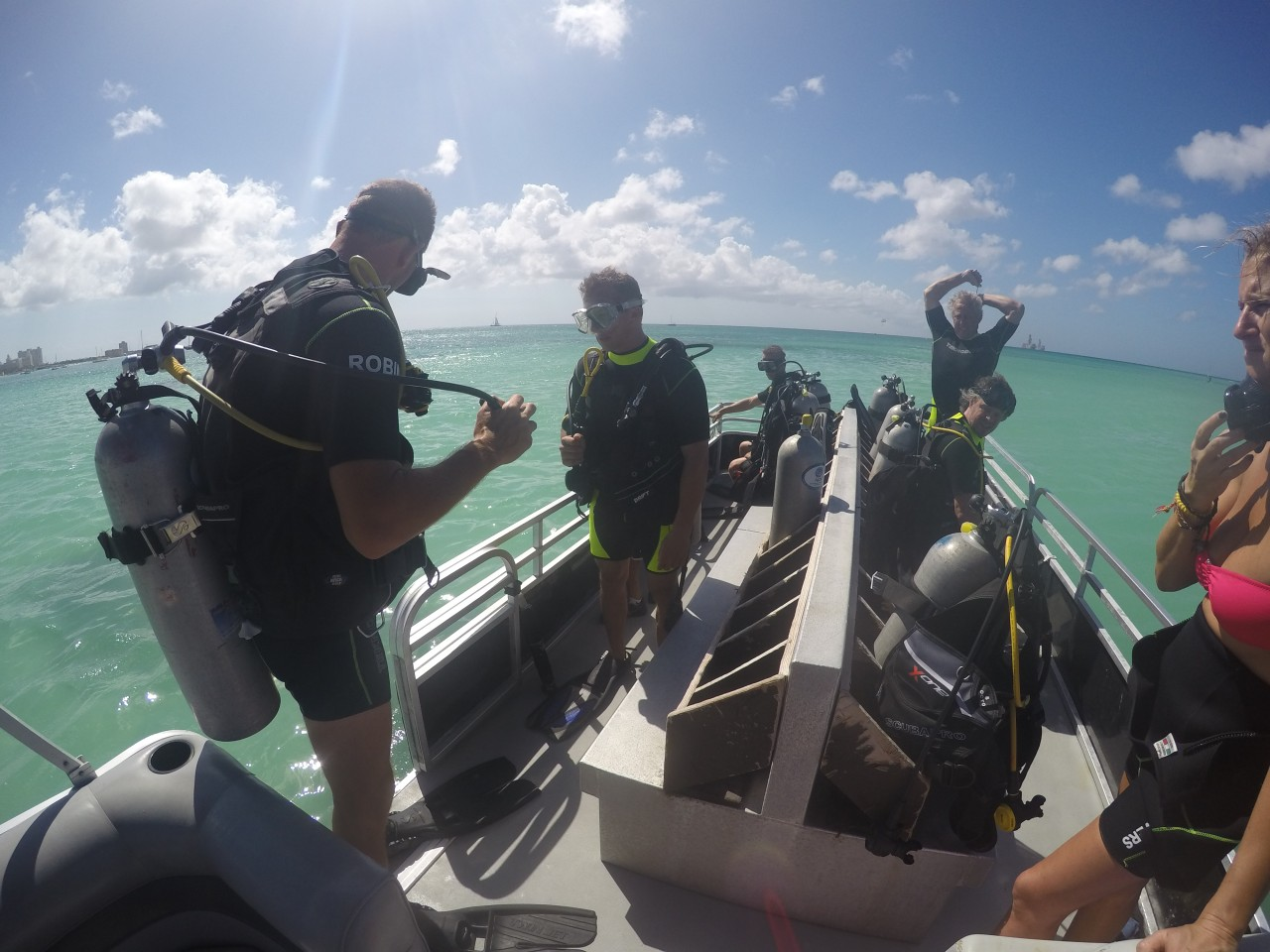 Palm Beach Divers Aruba